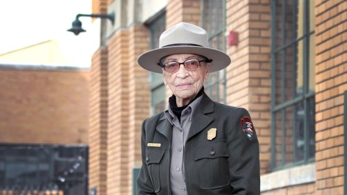 At 100, The National Park Service's Oldest Active Ranger Is Still Going Strong