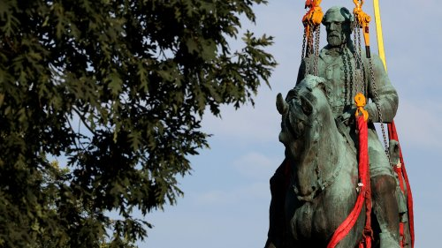 A Black museum asks to melt Charlottesville's Robert E. Lee statue to create new art
