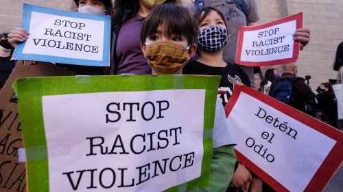 How To Start Conversations About Anti-Asian Racism With Your Family