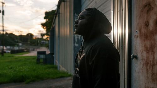 Namir Blade's Beautiful, Dystopic, Extraterrestrial Rap