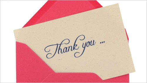 Perfect Thank You Notes: Heartfelt And Handwritten