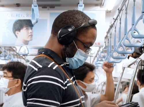 This Is A Film About What It's Like Living While Black, In Japan