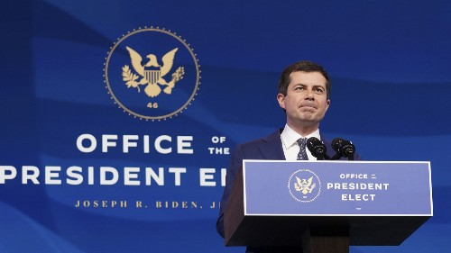 'Damn Refreshing': Mayor Pete Gets Friendly Reception At Senate Hearing