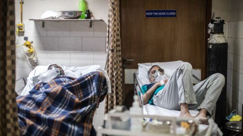 Doctor In India: Emergency Room Is So Crowded, 'It's Nearly Impossible To Walk'