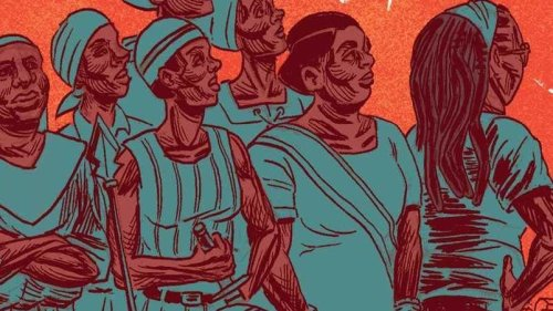 A Stunning Graphic Novel Uncovers The History Of Enslaved Women Who Fought Back