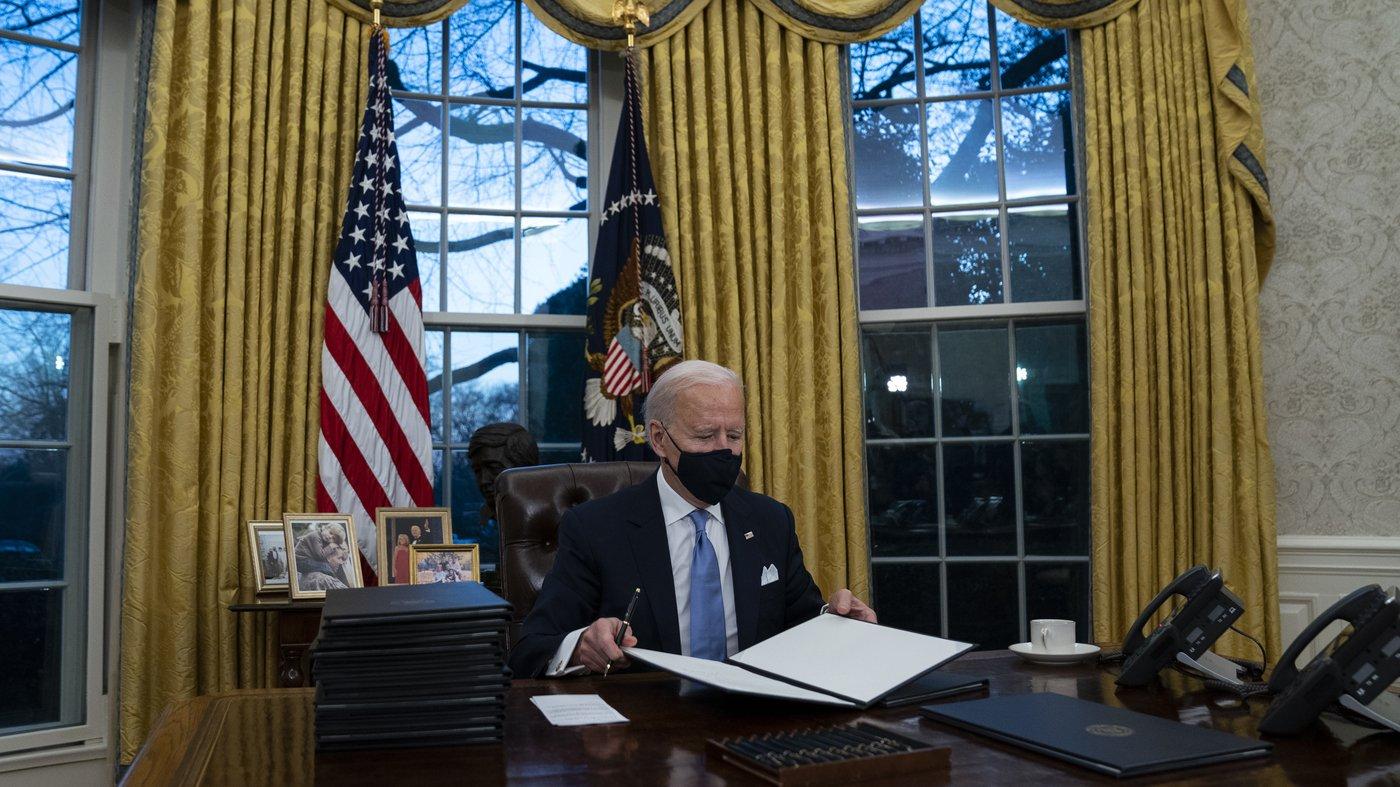 Biden Administration Prepares To Overturn Trump Abortion Rule