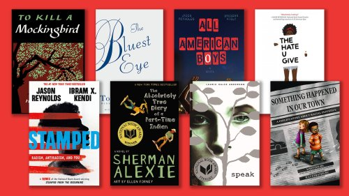 During Banned Books Week, Readers Explore What It Means To Challenge Texts