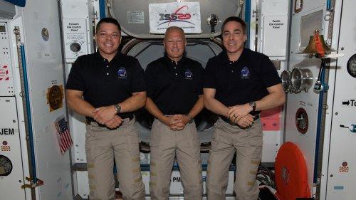 Astronauts Set To Return To Earth In First U.S. Splashdown In Decades