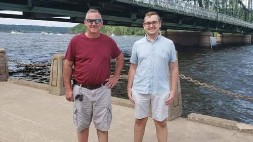 He Designed A Smartwatch App To Help Stop His Dad's Nightmares