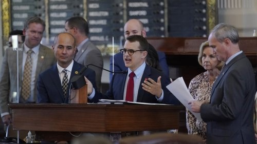 After All-Night Session, Texas House Approves GOP-Backed Voting Restrictions Bill