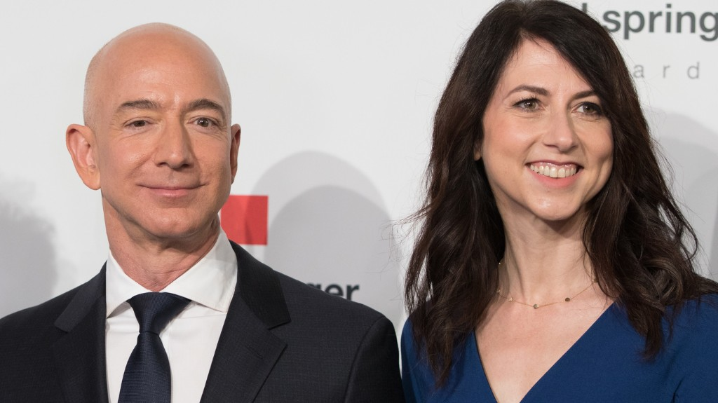 MacKenzie Bezos Pledges To Give More Than Half Of Her Billions To Charity