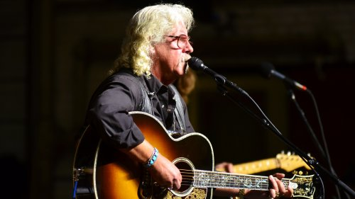 Arlo Guthrie On Mountain Stage