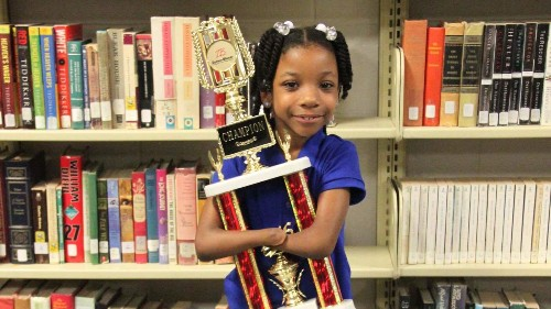 Born With No Hands, This 7-Year-Old 'Stunned' Judges To Win Penmanship Contest