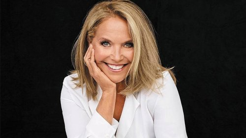 In 'Going There,' Katie Couric lays out her life in intimate detail