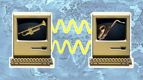 Playing Music Together Online Is Not As Simple As It Seems