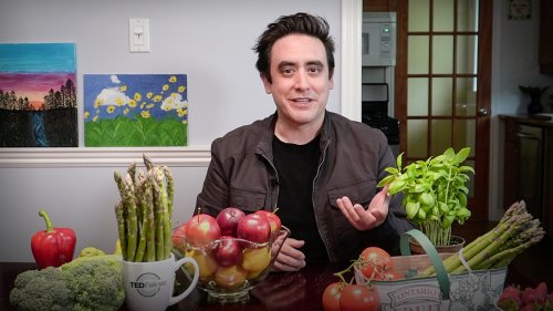 Andrew Pelling: How Can Plants Help Rebuild The Human Body?