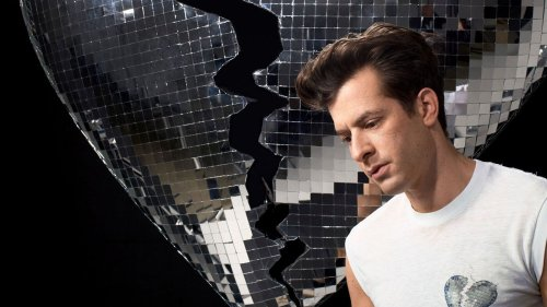 After Years Of Hit-Making For Others, Mark Ronson Puts His Feelings 1st