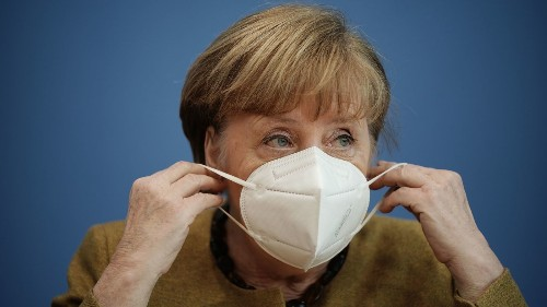 Some European Countries Move To Require Medical-Grade Masks In Public