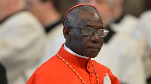Pope Francis Accepts Resignation Of Conservative African Cardinal