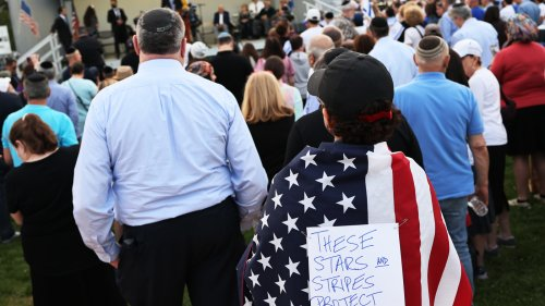 Antisemitism Spikes, And Many Jews Wonder: Where Are Our Allies?