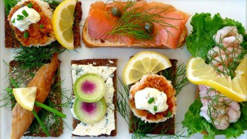 The Art Of The Danish Open-Face Sandwich