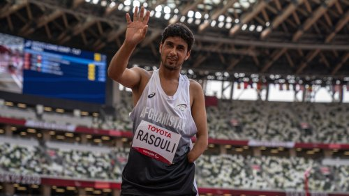 These Afghan Athletes Finally Made It From Kabul To The Paralympics