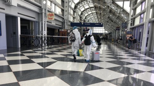The People Flying During The Pandemic And How Airlines Are Trying To Protect Them