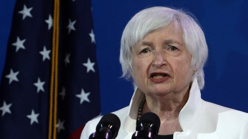 Janet Yellen Confirmed By Senate, Making History As First Female Treasury Secretary