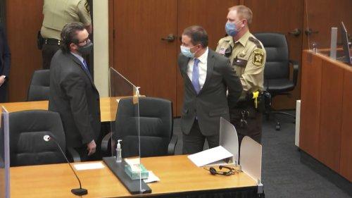 Derek Chauvin Found Guilty Of George Floyd's Murder
