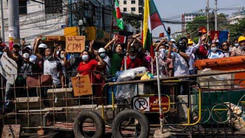 Myanmar Ambassador Fired After Extraordinary Rebuke Of The Military Before The U.N.