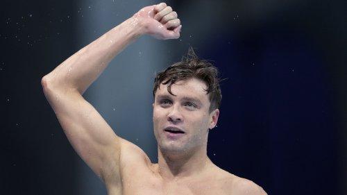 U.S. Swimmer Bobby Finke Makes Epic Comeback To Win The Men's 800m Freestyle