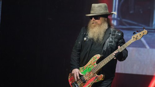 ZZ Top Bassist Dusty Hill Dead At Age 72