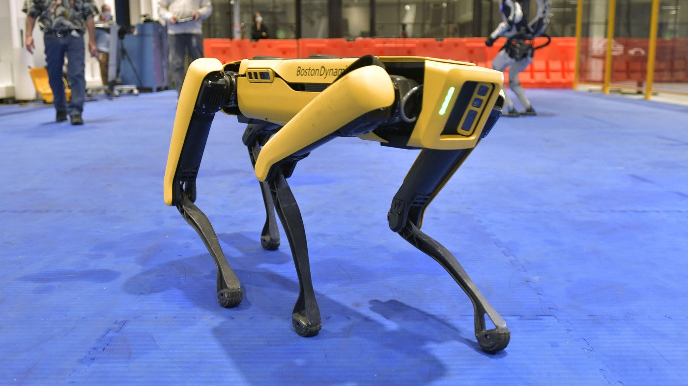 'Creepy' Robot Dog Loses Job With New York Police Department