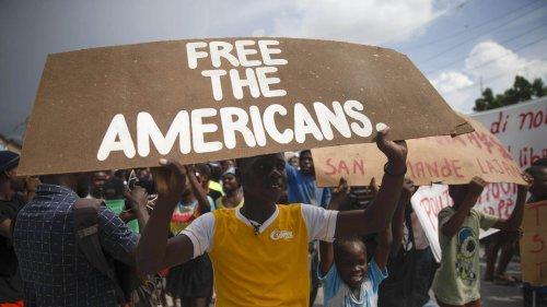 Haiti gang leader threatens to kill the 17 kidnapped missionaries
