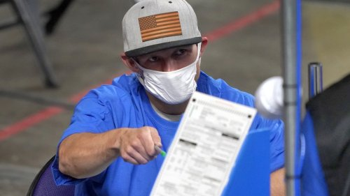 The Controversial Election Review In Arizona Confirms Biden's Win