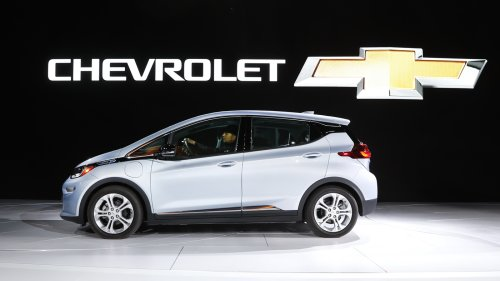 Chevy Bolts Are Recalled For A 2nd Time Over Batteries That Can Set The Cars On Fire