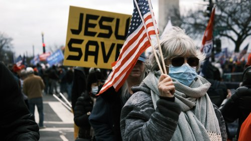 Militant Christian Nationalists Remain A Potent Force, Even After The Capitol Riot