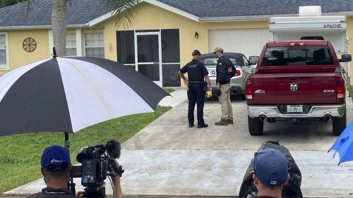 The Search For Gabby Petito's Boyfriend In A Florida Nature Preserve Resumes