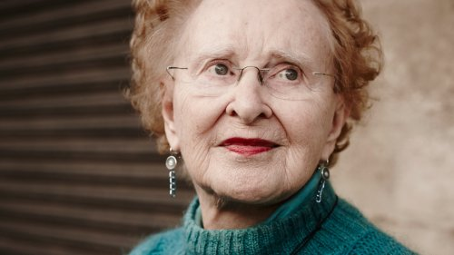 At 90, She's Designing Tech For Aging Boomers