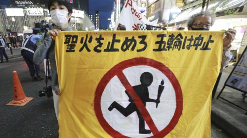 Japan Just Extended Its 3rd State Of Emergency Weeks Before The Olympics Begin