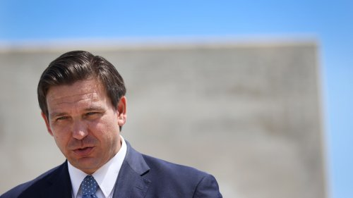 Ron DeSantis Pushes Coastal 'Resilience' While Doing Little To Tackle Climate Change