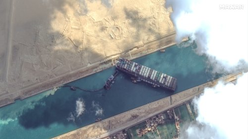 How A Long Shutdown Of The Suez Canal Might Have Roiled The Global Economy