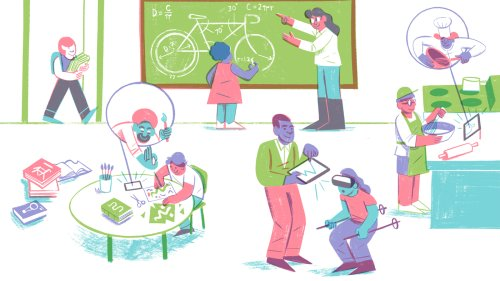The Future Of Learning? Well, It's Personal