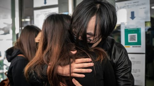 Hong Kong Democracy Advocates Charged Under National Security Law