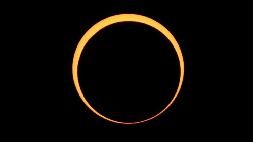 How To See The 'Ring Of Fire' Today