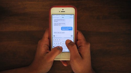 How Much Do Your Text Messages Contribute To Global Warming?