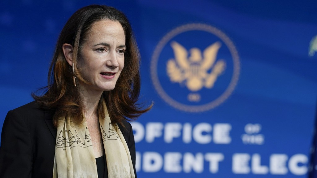 The Winding Journey Of Avril Haines, Biden's Pick To Lead U.S. Intelligence