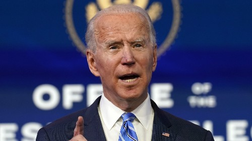 'An Opening Bid' — Experts React To Health Proposals In Biden's Relief Plan