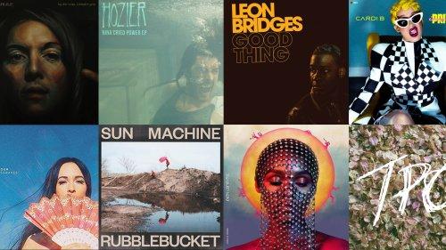 World Cafe's Best Music Of 2018 Playlist