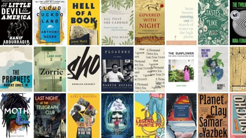 Here are the finalists nominated for a 2021 National Book Award